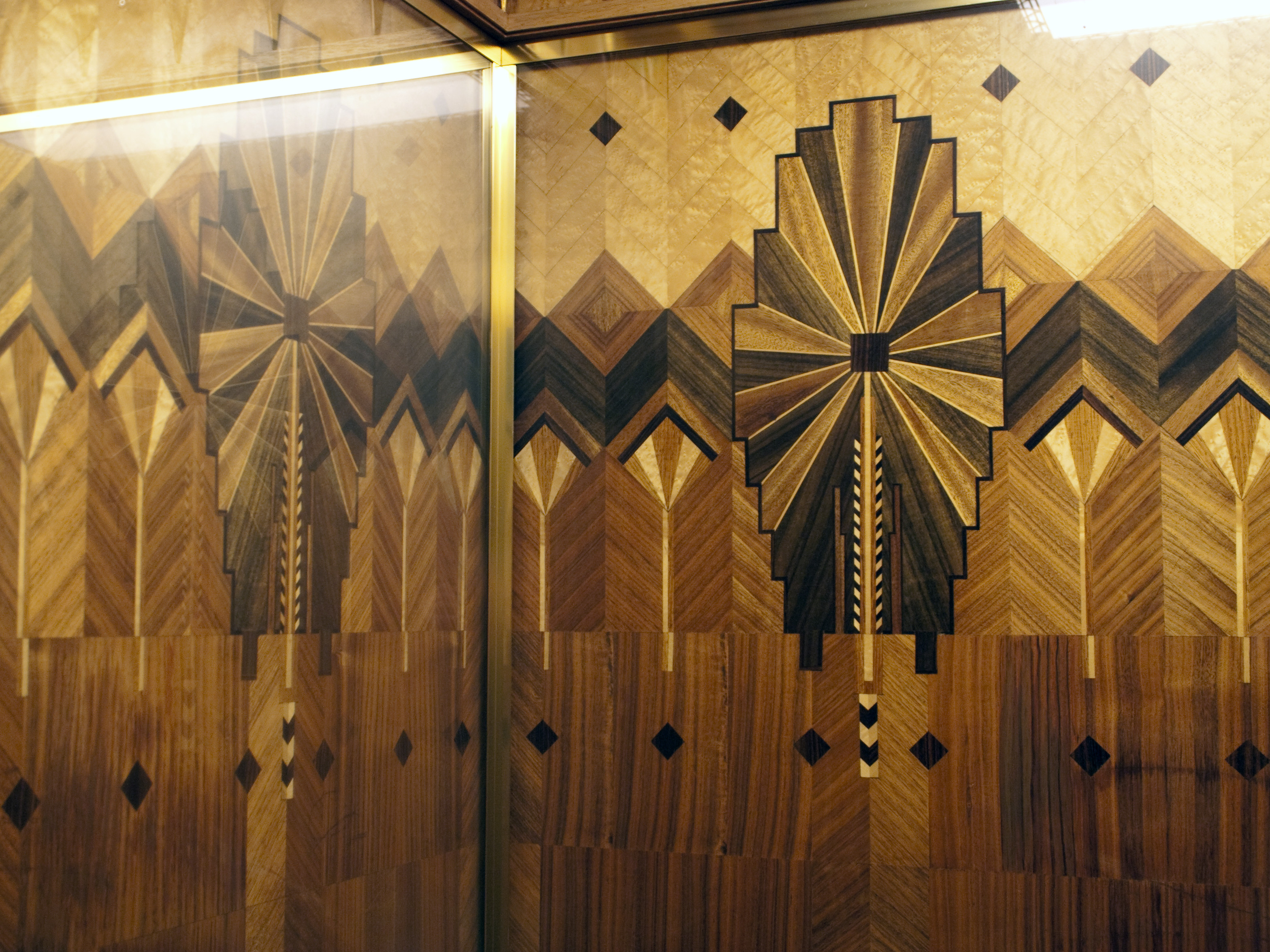 Beautiful art deco elevators sees inc for The interior deco
