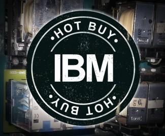 IMB hot buy