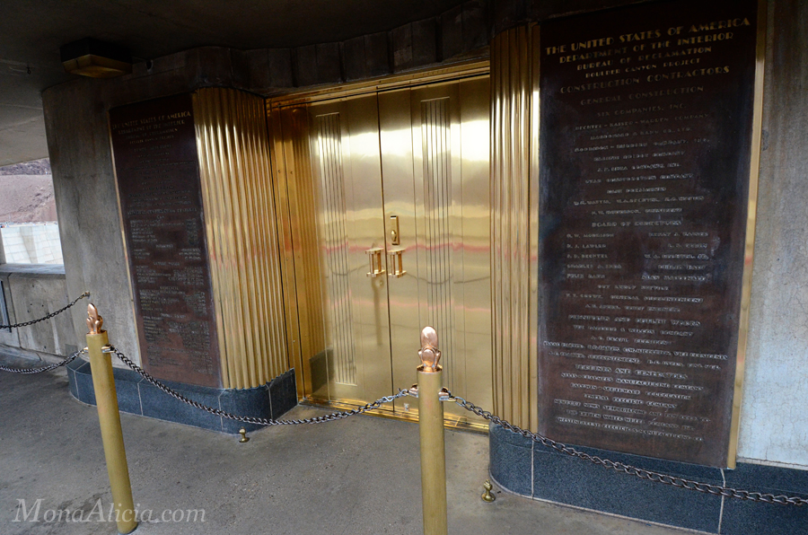 38-1-Brass-elevators-at-Hoover-Dam