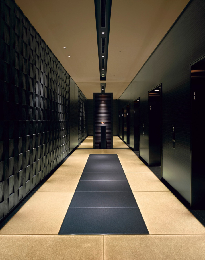 Stylish Elevator Lobbies Sees Inc